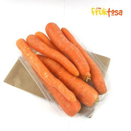 carote in vaschetta
